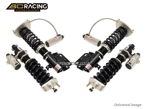 BC RAcing ZR Series Coilovers for GT86 & BRZ C-89-ZR