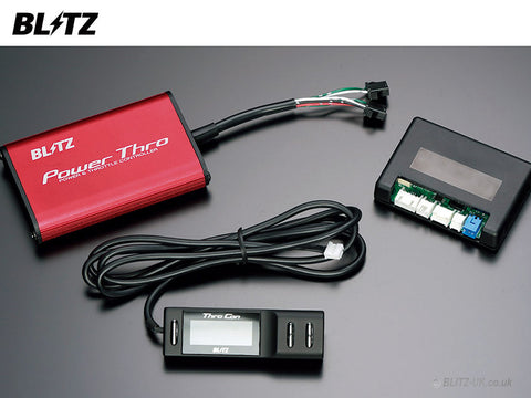 Blitz Power Throttle Controller - BPT07 - GT86 & BRZ