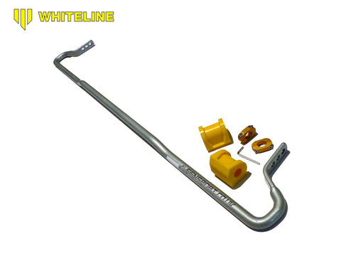 Whiteline Anti Roll Bar - Rear 18mm - Adjustable - GT86 & BRZ