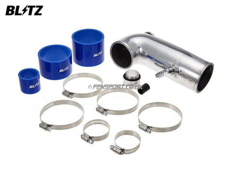Air Intake - Blitz Suction Kit - 55714 - GT86 & BRZ with Red Alloy Manifold