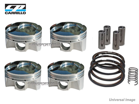 Forged Piston Kit - CP 86mm - 10-1 Compression Ratio - GT86 & BRZ FA20