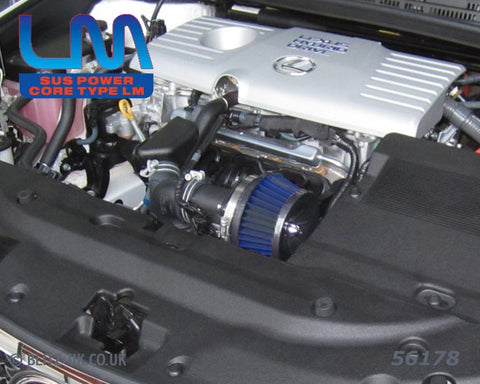 Blitz LM Power Induction Kit - Blue - 56178 - Lexus CT200H