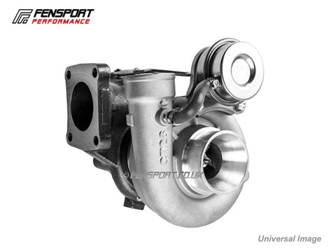 CT26 Single Entry Turbocharger