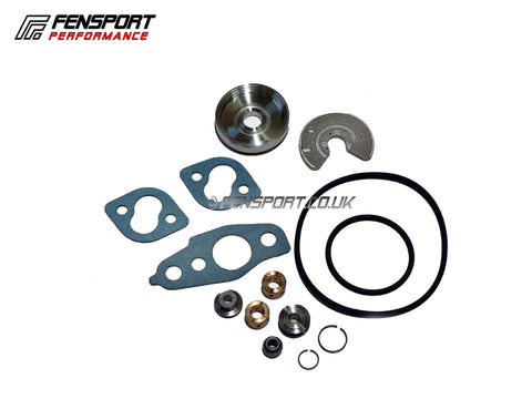 CT9 Turbo repair kit with 270 degree thrust bearing - Starlet Turbo EP82 & EP91