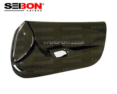 Seibon Carbon Fibre Interior Door Panels - Pair - Supra JZA80