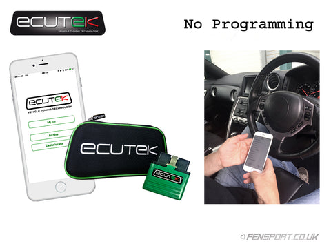 Ecutek EVi - Bluetooth Vehicle Interface Kit - No Programming