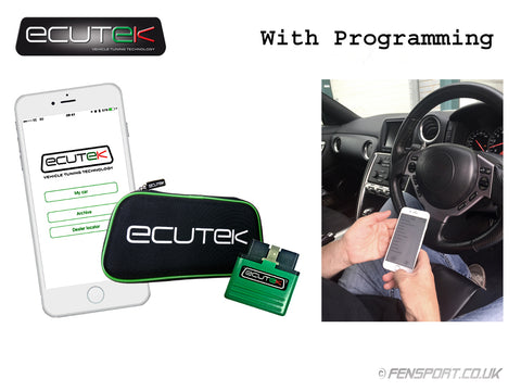 Ecutek EVi - Bluetooth Vehicle Interface Kit - With Programming