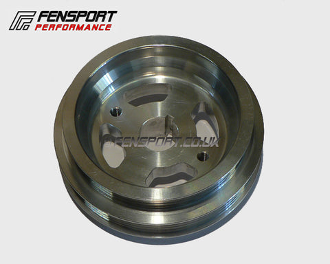 Lightweight Alloy - Crankshaft Pulley - MR2 MK1 AW11 & Corolla 20V