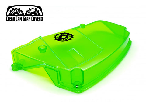 Cam Belt Gear Cover - Green - Celica ST205, ST215, ST246, ST202, ST210, MR2 Turbo