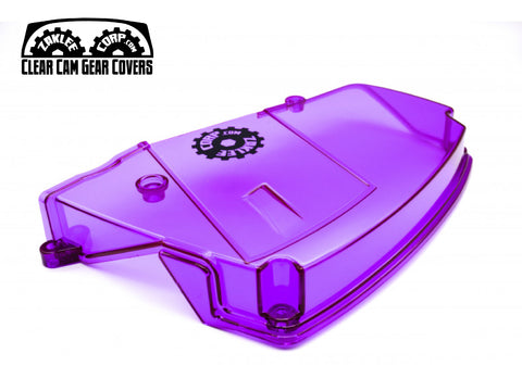 Cam Belt Gear Cover - Purple - Celica ST205, ST215, ST246, ST202, ST210, MR2 Turbo