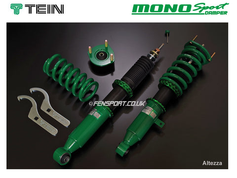 Coilover Kit - Tein Mono Sport - Lexus IS200 & Altezza
