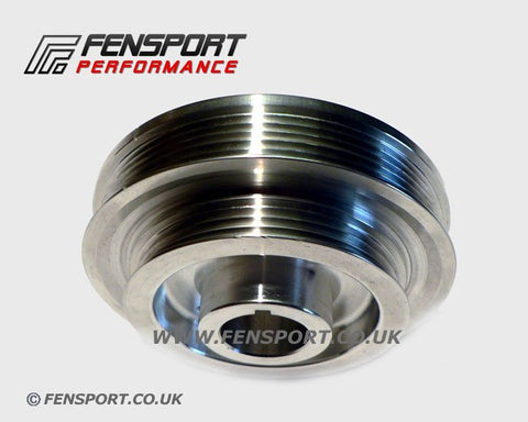 Lightweight Alloy - Crankshaft Pulley - Celica & GT4