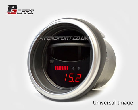 P3 Cars Digital Multi Gauge - Pre-installed in vent - GT86 & BRZ