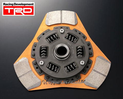 TRD Clutch Disc - Metal Facing Cerrametalic - GT86 & BRZ