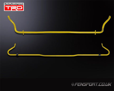 TRD Anti Roll Bar Kit (Stabilizer Set) - GT86 & BRZ