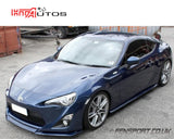 HT Autos Bottomline Spoiler & Side Skirt Kit - GT86