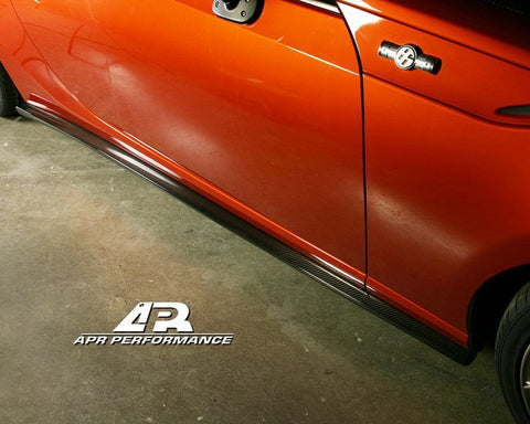 APR Carbon Fibre Side Rocker Extensions - Side Skirts - GT86 & BRZ