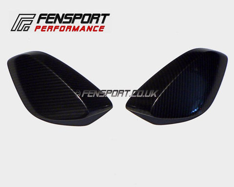 GT86 Carbon Look Wing Mirror Covers