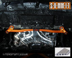 Summit Front lower 4 Point Crossmember Wishbone Chassis Brace - GT86 & BRZ