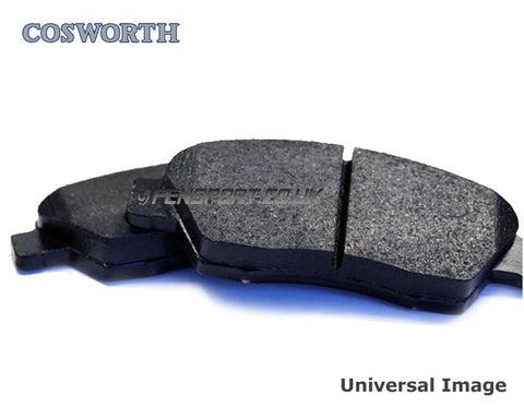 Brake Pads - Rear - Cosworth Street Master - GT86 & BRZ