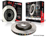 Brake Discs - Rear - DBA Uprated - T3 (Pair) - GT86 & BRZ