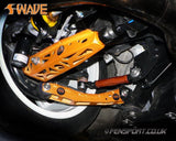 Swave Rear Toe Control Arm Set - GT86 & BRZ