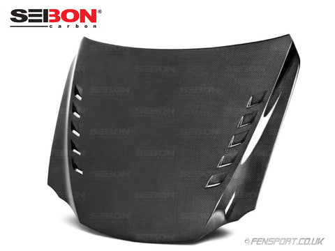 Seibon Carbon Fibre Bonnet - BT Style - IS250 GSE30, IS200t, IS300h