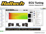Mapping & Tuning - Haltech ECU