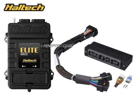 Elite 2500 + Toyota Chaser JZX100 (1JZ-GTE) Plug 'n' Play Adaptor Harness Kit