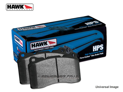 Brake Pads - Rear - Hawk HPS - GT86 & BRZ