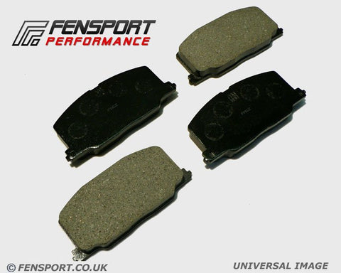 Brake Pads - Front - Ignis Sport