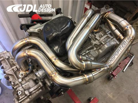 JDL 4-2-1 Equal Length Exhaust Manifold - No Cat - GT86 & BRZ