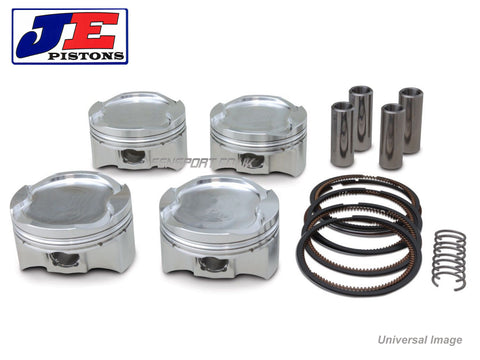 Forged Piston Kit - JE 86.50mm - 3S-GTE Engine