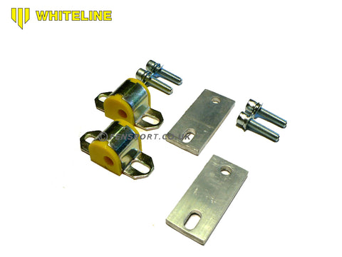 Front Wishbone - Rear Bush Kit - with Anti Lift & Increased Castor - Starlet EP82 & EP91