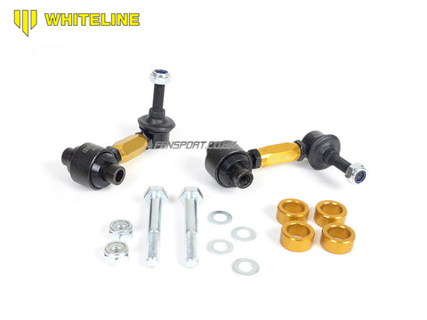 Whiteline Rear Roll Bar Link Kit Adjustable - GT86 & BRZ