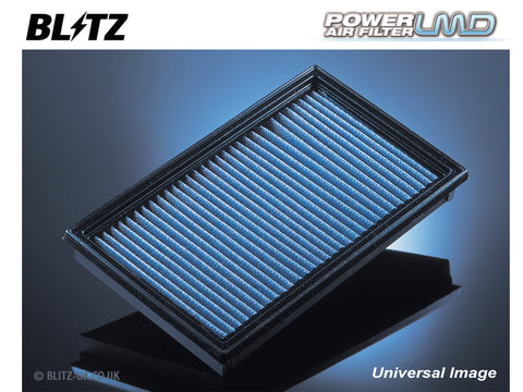 Air Filter - Blitz LM Power - 59507 - Plastic Manifold - GT86 & BRZ