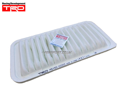 TRD Air Filter - MS155-00012 - GT86 & BRZ