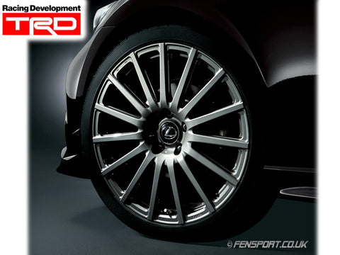 TRD 19 Inch Wheel Set - With Nut Set - Lexus IS250 GSE20, IS200t & IS300h
