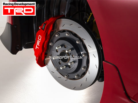 Brake Kit - TRD Monoblock V2 - Front & Rear - GT86 & BRZ