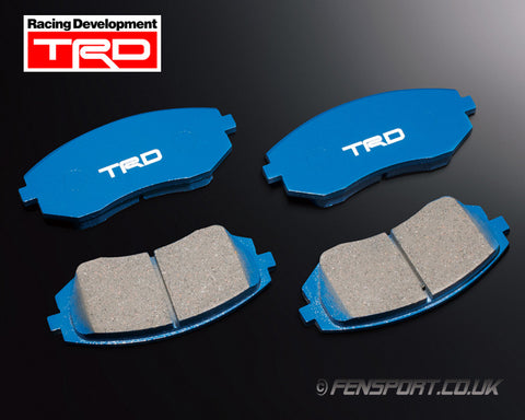 Brake Pad - Rear - TRD - Blue Series - GT86 & BRZ