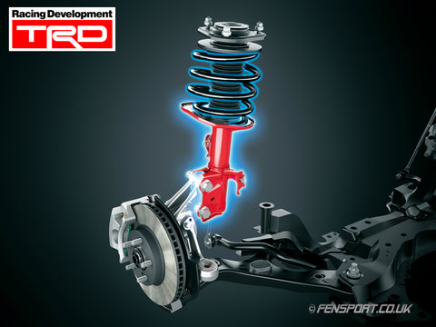 TRD Sport Suspension Kit - Lexus CT200h