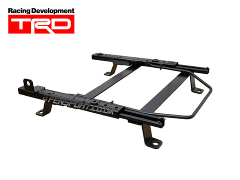 TRD Seat Rail - Left Hand - With Air Bag Canceller - GT86