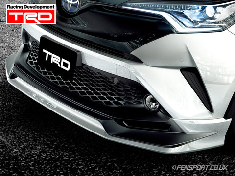 TRD Front Spoiler - Ag Style - No LED - Various Colours - Toyota C-HR