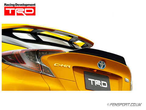 CHR - TRD Rear Boot Spoiler