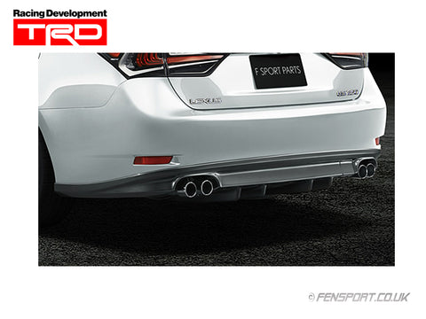 TRD Rear Diffuser - For TRD Exhaust System - GS300h & GS450h