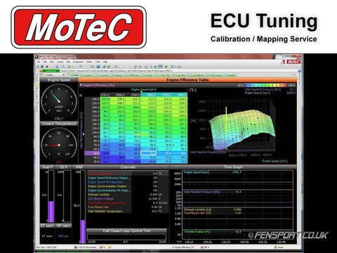 Motec Mapping & Tuning