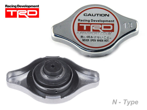 TRD Radiator Cap - N Type - 1.3 Bar