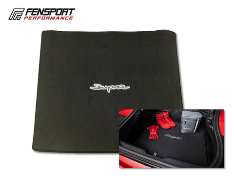 Boot Carpet Mat - Genuine Toyota - GR Supra A90