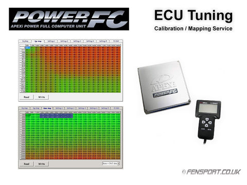 Mapping & Tuning - Power FC