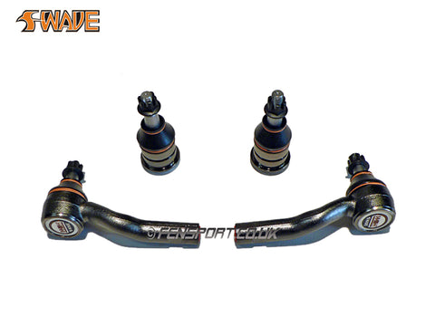SWave Roll Centre & Bump Steer Adjuster kit - GT86 & BRZ